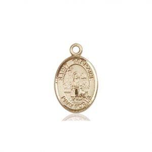 St. Germaine Cousin Charm - 85034 Saint Medal