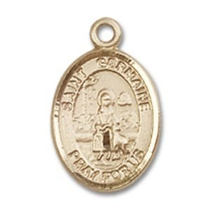 St. Germaine Cousin Charm - 14 Karat Gold Filled (#85033)