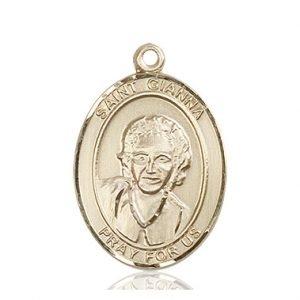 St. Gianna Medal - 82737 Saint Medal