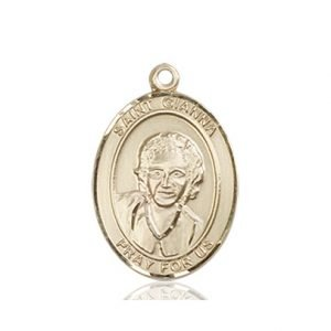 St. Gianna Medal - 84109 Saint Medal