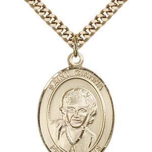 St. Gianna Medal - 82736 Saint Medal