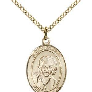 St. Gianna Medal - 84108 Saint Medal