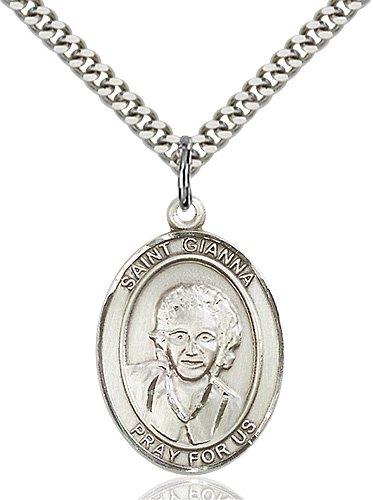 St. Gianna Medal - 82738 Saint Medal