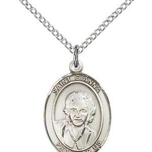 St. Gianna Medal - 84110 Saint Medal