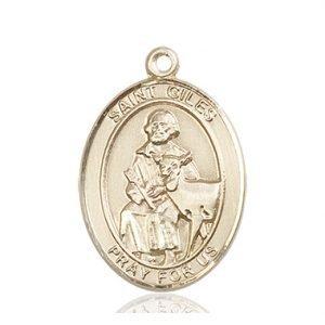 St. Giles Medal - 82806 Saint Medal