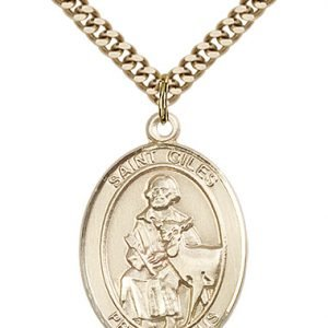 St. Giles Medal - 82805 Saint Medal