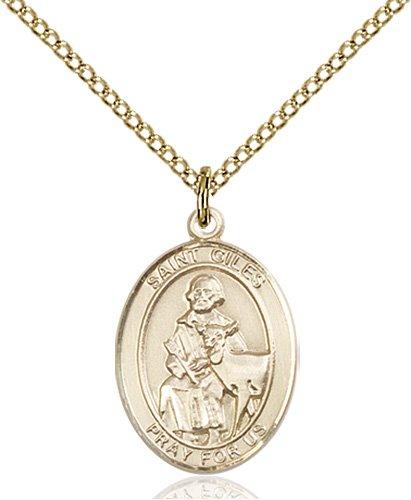 St. Giles Medal - 84177 Saint Medal