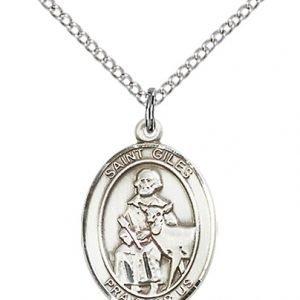 St. Giles Medal - 84179 Saint Medal