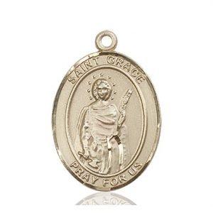 St. Grace Medal - 82566 Saint Medal
