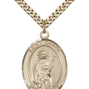 St. Grace Medal - 82565 Saint Medal