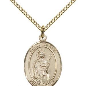 St. Grace Medal - 83937 Saint Medal