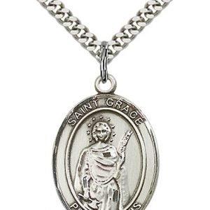 St. Grace Medal - 82567 Saint Medal