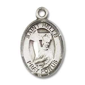 St. Helen Charm - Sterling Silver (#84591)