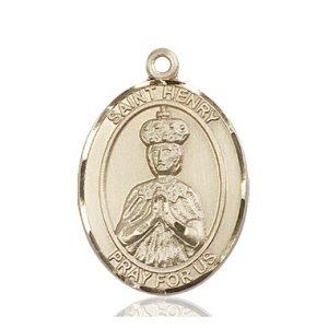 St. Henry II Medal - 82039 Saint Medal