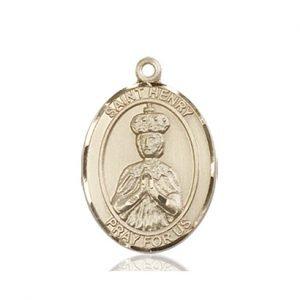 St. Henry II Medal - 83405 Saint Medal