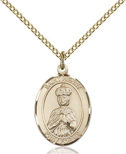 St. Henry II Medal - 83404 Saint Medal