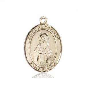St. Hildegard Von Bingen Medal - 83953 Saint Medal