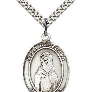 St. Hildegard Von Bingen Medal - 82582 Saint Medal