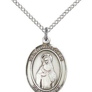 St Hildegard Von Bingen Medals