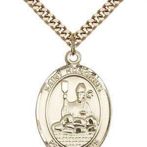 St. Honorius Medal - 82880 Saint Medal