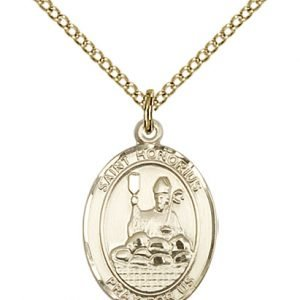 St. Honorius Medal - 84252 Saint Medal