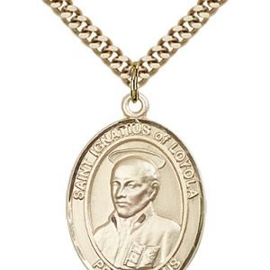 St. Ignatius of Loyola Medal - 82490 Saint Medal