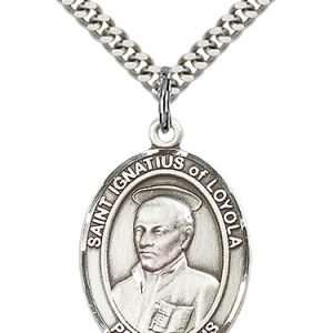 St. Ignatius of Loyola Medal - 82492 Saint Medal