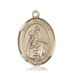 St. Isabella of Portugal Medal - 82551 Saint Medal