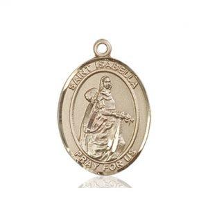 St. Isabella of Portugal Medal - 83923 Saint Medal