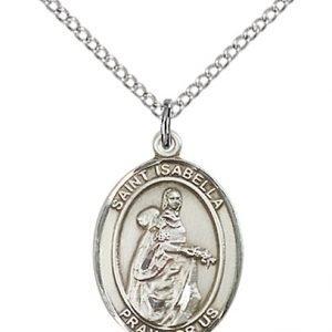 St. Isabella of Portugal Medal - 83924 Saint Medal
