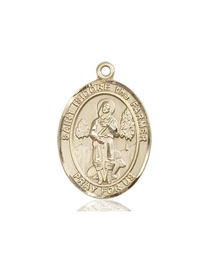 St. Isidore the Farmer Medal - 83992 Saint Medal