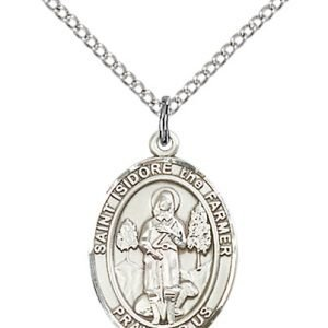 St. Isidore the Farmer Medal - 83993 Saint Medal