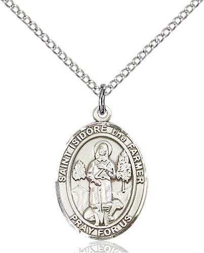 St. Isidore the Farmer Medal - 83993 Saint Medal