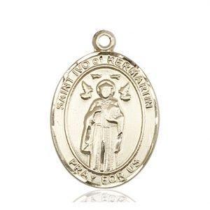 St. Ivo Medal - 82902 Saint Medal