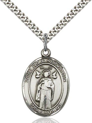 St. Ivo Medal - 82903 Saint Medal