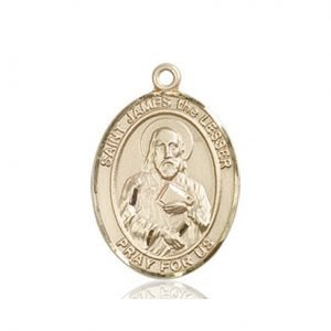 St. James the Lesser Medal - 83995 Saint Medal
