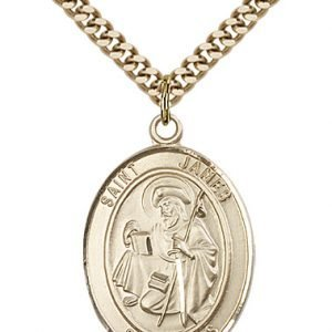 St. James the Greater Medal - 82050 Saint Medal