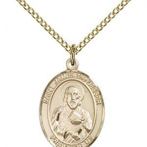 St. James the Lesser Medal - 83994 Saint Medal
