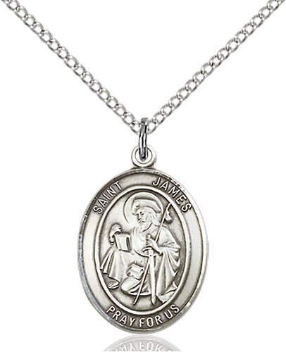 St. James the Greater Medal - 19168 Saint Medal