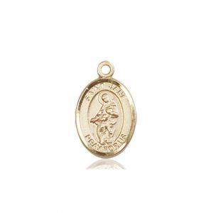 St. Jane of Valois Charm - 84548 Saint Medal