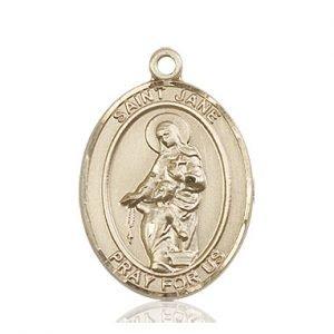 St. Jane of Valois Medal - 81991 Saint Medal