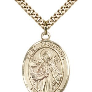 St. Januarius Medal - 82811 Saint Medal