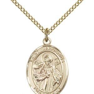 St. Januarius Medal - 84183 Saint Medal
