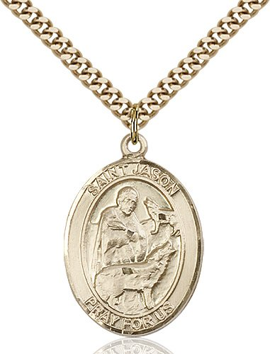 St. Jason Medal - 82053 Saint Medal
