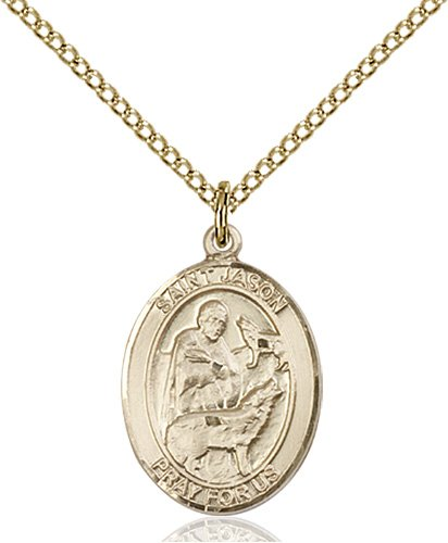 St. Jason Medal - 83419 Saint Medal