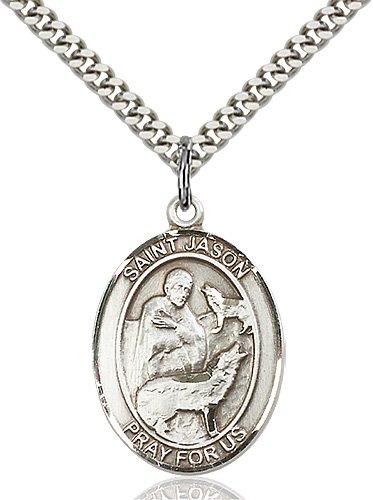St. Jason Medal - 82055 Saint Medal