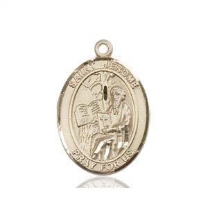 St. Jerome Medal - 83644 Saint Medal