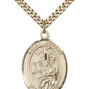 St. Jerome Medal - 82277 Saint Medal