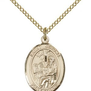 St. Jerome Medal - 83643 Saint Medal