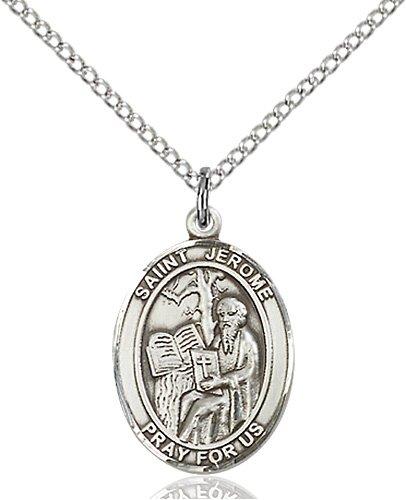 St. Jerome Medal - 83645 Saint Medal